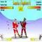 Santa Fighter - Gioco Combattimento