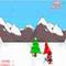 Snowboarding Santa - Gioco Sport