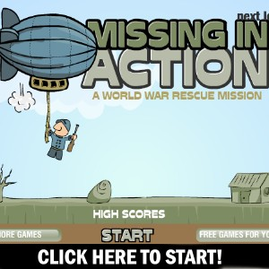 Missing In Action - Gioco Azione