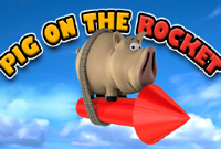Pig On The Rocket - Gioco Azione