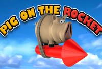 Pig On The Rocket - Gioco Azione